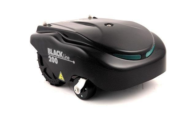 Rasenroboter Black Line 200